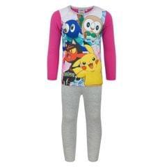 Pokemon Kinder/Mädchen Starters Pyjama