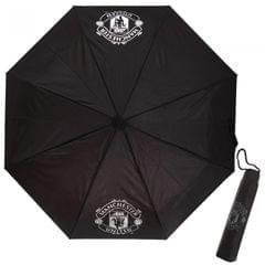 Regenschirm / Kompaktschirm / Taschenschirm mit Manchester United Logo