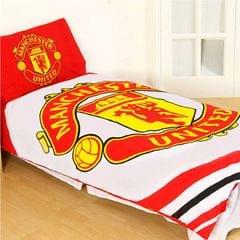 Manchester United Einzelbett Bettwäsche Pulse Design