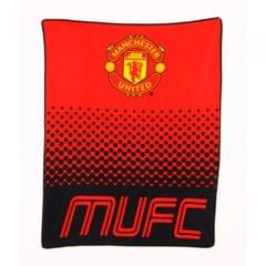Manchester United Fade Fleece Decke