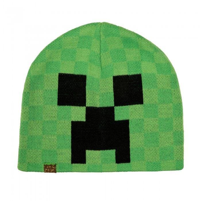 Minecraft Kinder Beanie Mütze