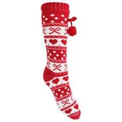 Slumberzz - Chaussettes de Noël anti-dérapantes - Femme