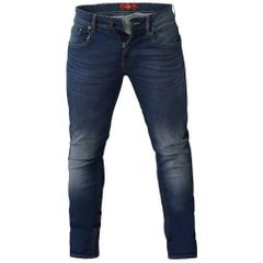 Duke Herren Stretch-Jeans Ambrose, King Size, Tapered Fit