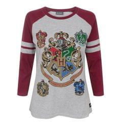 Harry Potter - T-shirt Poudlard - Femme