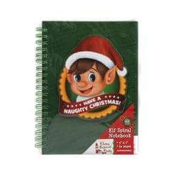 Christmas Shop - Cahier de Noël 'Have A Naughty Christmas' (60 pages)