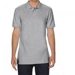 Gildan Herren SoftStyle Poloshirt, Doppel-Piqué