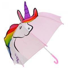 Drizzles Kinder Regenschirm in Einhorn-Form