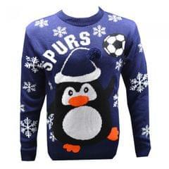 Tottenham FC Herren Weihnachtspullover