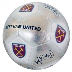 West Ham United FC Signature Soccer Ball