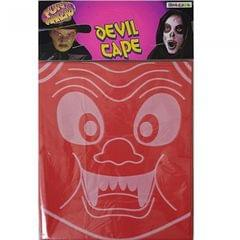 Fun Makers Halsall Devil Cape