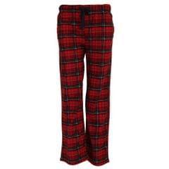 Forever Dreaming Womens/Ladies Tartan Checked Pajama Bottoms/Lounge Pants