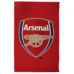 Arsenal Football Club Printed Bedroom Floor Rug/Mat