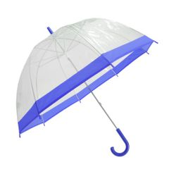 Adults Unisex Transparent Dome Walking Umbrella