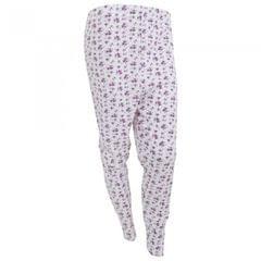 Womens/Ladies Thermal Floral Pattern Long Janes
