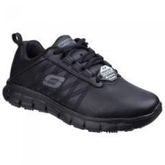 Skechers Womens/Ladies SK76576EC Sure Track Erath SR Ladies Lace Up Shoes