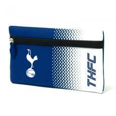 Tottenham Hotspur FC Official Fade Flat Football/Soccer Crest Pencil Case