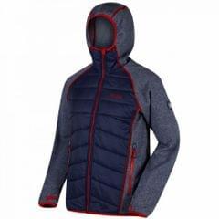 Regatta Mens Andreson III Hybrid Hooded Jacket