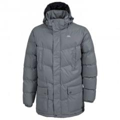 Trespass Mens Cumulus Full Zip Padded Jacket