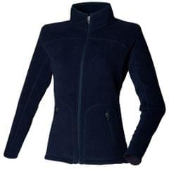 Skinni Fit Ladies/Womens Lightweight Anti Pill Microfleece Jacket