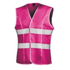 Result Womens/Ladies Reflective Safety Tabard