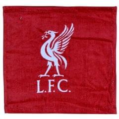 Liverpool FC Official Football Crest Face Cloth / Flannel Set (Pack Of 12)