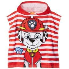 Nickelodeon Childrens/Kids Paw Patrol Poncho Towel