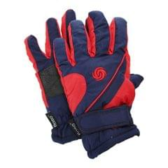 FLOSO Kids/Childrens Big Boys Extra Warm Thermal Padded Ski Gloves with Palm Grip