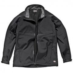Dickies Mens Water Resistant Softshell Jacket / Workwear