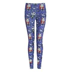 Nightmare Before Christmas Damen Leggings Jack und Sally