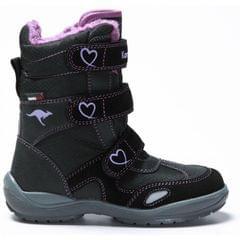 KangaRoos Childrens/Girls High Leg 2017 Snow Boots