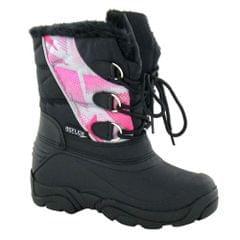 Cutie Childrens Girls Faux Fur Snow Boots
