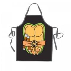 Teenage Mutant Ninja Turtles Unisex Adult Michelangelo Character Apron