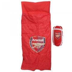 Arsenal Football Club Official Football Crest Sleeping Bag