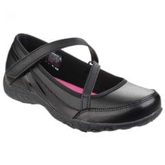 Skechers Childrens Girls Breathe Easy Scholastic Superstar Mary Janes