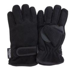 FLOSO Childrens/Kids Thermal Fleece Gloves with Palm Grip (3M 40g)