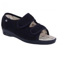Celia Ruiz Womens/Ladies Touch Fastening X Wide Dual Fitting Sandals