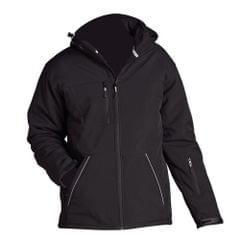 SOLS Mens Rock Soft Shell Jacket (Breathable, Windproof And Water Resistant)