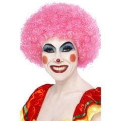 Smiffys Adults Fancy Dress Crazy Clown Wig