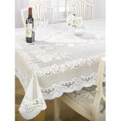 The Fine Dining Classics Collection By Emma Barclay Chantal Lace Tablecloth (5 Sizes)