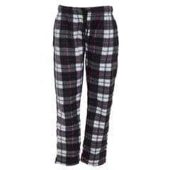 Brave Soul Mens Full Length Polar Fleece Pajama Bottoms