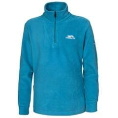 Trespass Childrens Girls Louviers Plain Fleece Top