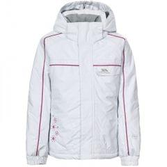 Trespass Childrens Girls Jaya Water Resistant Ski Jacket