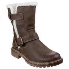 Divaz Womens/Ladies Nardo Fleece Lined Boots