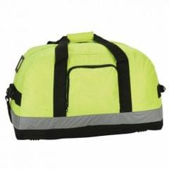 Shugon Seattle Workwear Hi-Vis Holdall / Duffel Bag - 50 Liters