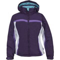 Trespass Youth Girls Tianna Zip Up Waterproof Ski Jacket