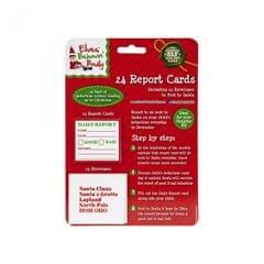 Christmas Shop Mini-Karten für gutes / schlechtes Verhalten, mit Umschlägen, für Weihnachten, 24 Stück