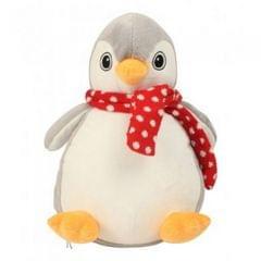 Mumbles Zippie Pinguin-Stofftier