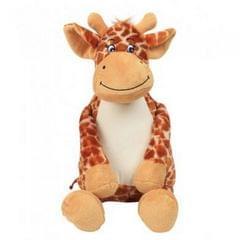 Mumbles Zippie Plüschtier Giraffe