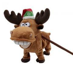 Christmas Shop Animiertes Rentier, singt und tanzt
