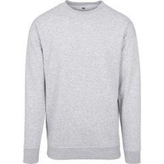 Build Your Brand Herren Crew Neck Pullover